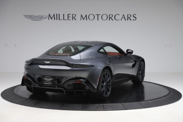 Used 2020 Aston Martin Vantage Coupe for sale $153,900 at Maserati of Westport in Westport CT 06880 6