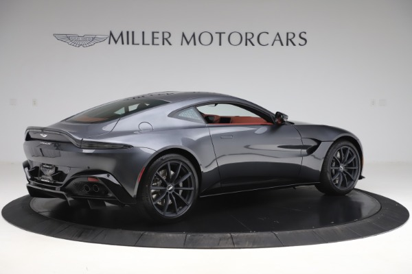 Used 2020 Aston Martin Vantage Coupe for sale $153,900 at Maserati of Westport in Westport CT 06880 7
