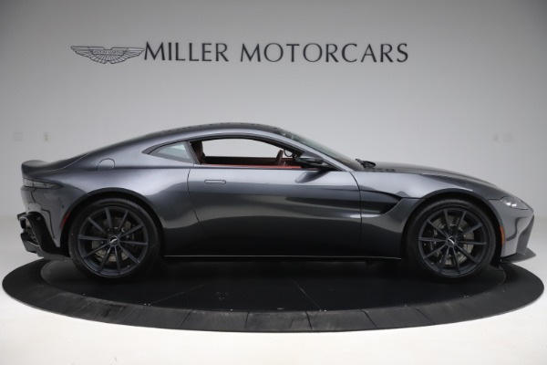 Used 2020 Aston Martin Vantage Coupe for sale $153,900 at Maserati of Westport in Westport CT 06880 8