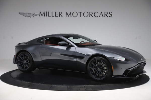 Used 2020 Aston Martin Vantage Coupe for sale $153,900 at Maserati of Westport in Westport CT 06880 9