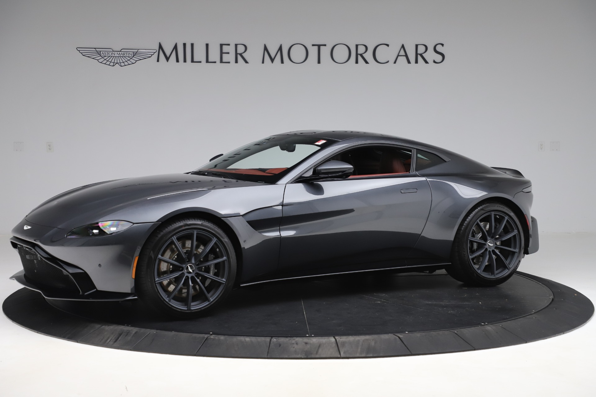 Used 2020 Aston Martin Vantage Coupe for sale $153,900 at Maserati of Westport in Westport CT 06880 1