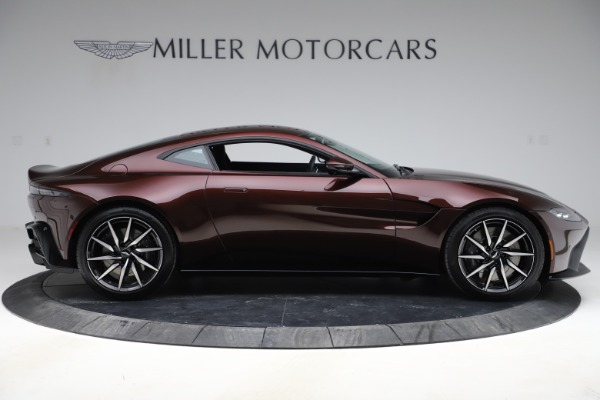 New 2020 Aston Martin Vantage Coupe for sale $179,114 at Maserati of Westport in Westport CT 06880 10