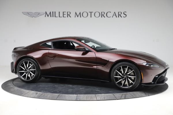 New 2020 Aston Martin Vantage Coupe for sale $179,114 at Maserati of Westport in Westport CT 06880 11