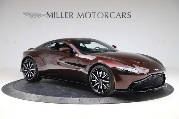New 2020 Aston Martin Vantage Coupe for sale $179,114 at Maserati of Westport in Westport CT 06880 12
