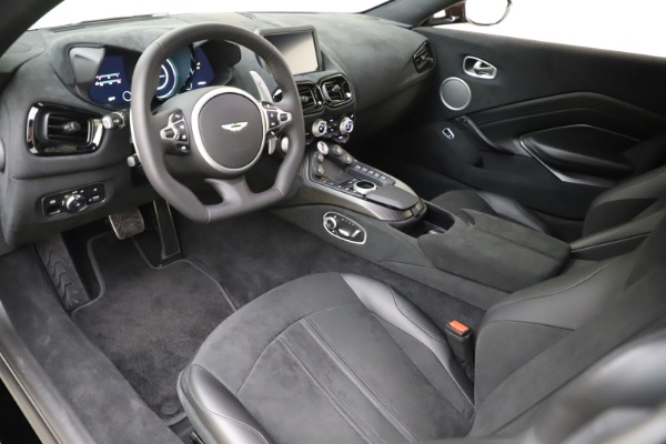 New 2020 Aston Martin Vantage Coupe for sale $179,114 at Maserati of Westport in Westport CT 06880 13