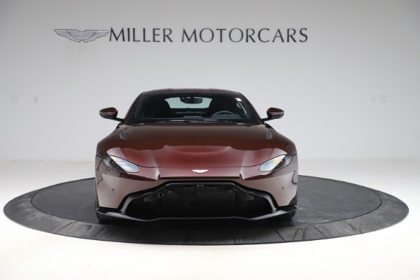 New 2020 Aston Martin Vantage Coupe for sale $179,114 at Maserati of Westport in Westport CT 06880 2