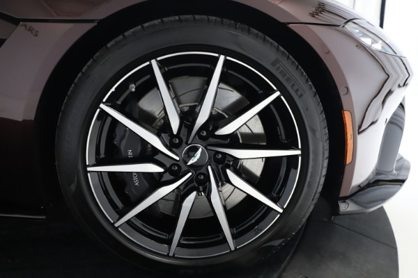 New 2020 Aston Martin Vantage Coupe for sale $179,114 at Maserati of Westport in Westport CT 06880 22