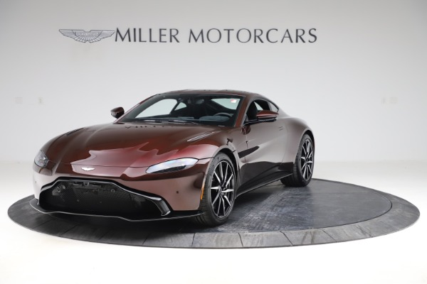 New 2020 Aston Martin Vantage Coupe for sale $179,114 at Maserati of Westport in Westport CT 06880 3