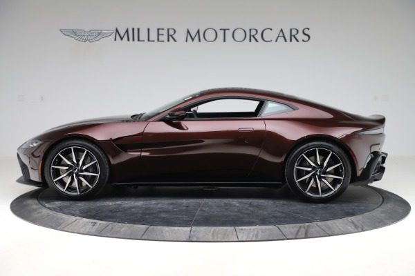New 2020 Aston Martin Vantage Coupe for sale $179,114 at Maserati of Westport in Westport CT 06880 4