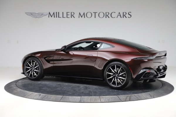 New 2020 Aston Martin Vantage Coupe for sale $179,114 at Maserati of Westport in Westport CT 06880 5