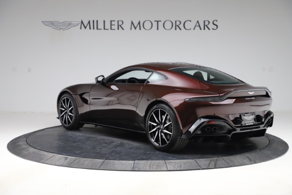 New 2020 Aston Martin Vantage Coupe for sale $179,114 at Maserati of Westport in Westport CT 06880 6