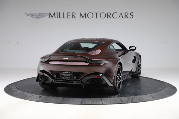 New 2020 Aston Martin Vantage Coupe for sale $179,114 at Maserati of Westport in Westport CT 06880 7