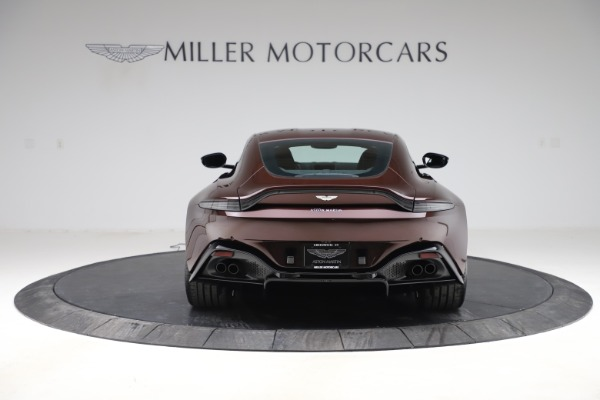 New 2020 Aston Martin Vantage Coupe for sale $179,114 at Maserati of Westport in Westport CT 06880 8