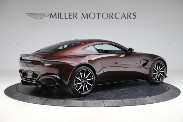New 2020 Aston Martin Vantage Coupe for sale $179,114 at Maserati of Westport in Westport CT 06880 9