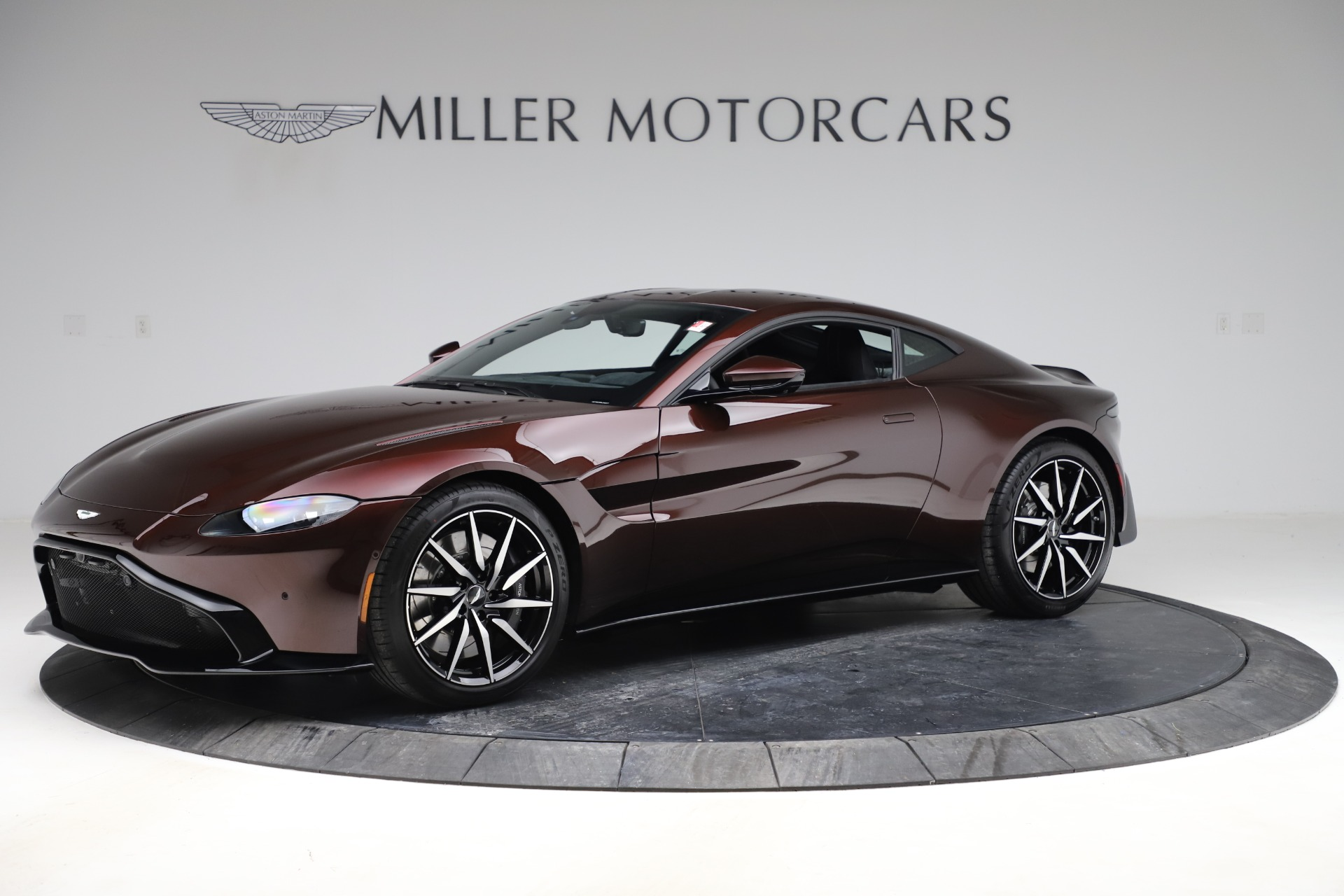 New 2020 Aston Martin Vantage Coupe for sale $179,114 at Maserati of Westport in Westport CT 06880 1