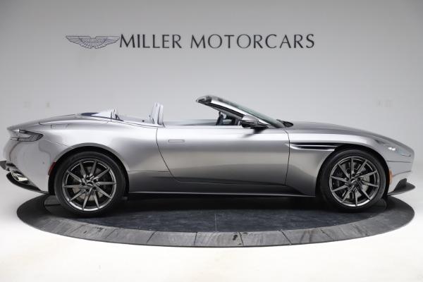 New 2020 Aston Martin DB11 Volante Convertible for sale $271,161 at Maserati of Westport in Westport CT 06880 10