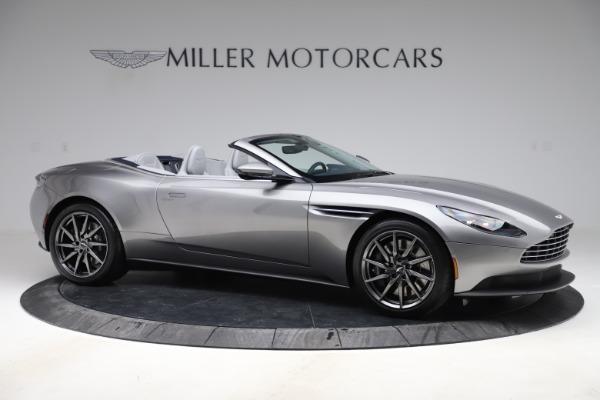 New 2020 Aston Martin DB11 Volante Convertible for sale $271,161 at Maserati of Westport in Westport CT 06880 11