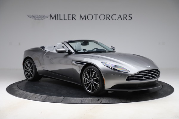 New 2020 Aston Martin DB11 Volante Convertible for sale $271,161 at Maserati of Westport in Westport CT 06880 12