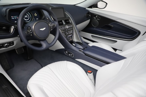 New 2020 Aston Martin DB11 Volante Convertible for sale $271,161 at Maserati of Westport in Westport CT 06880 13