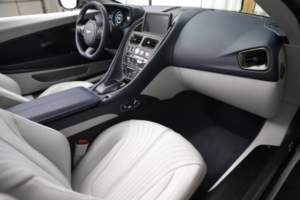 New 2020 Aston Martin DB11 Volante Convertible for sale $271,161 at Maserati of Westport in Westport CT 06880 18