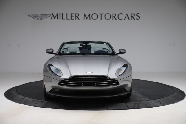 New 2020 Aston Martin DB11 Volante Convertible for sale $271,161 at Maserati of Westport in Westport CT 06880 2