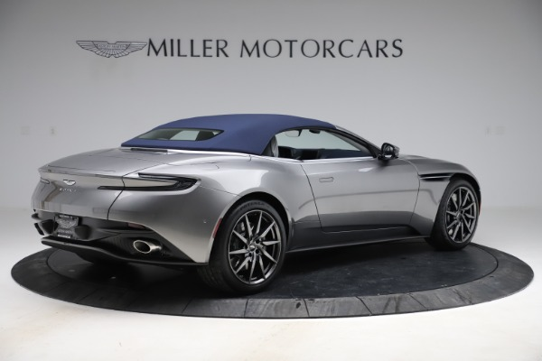 New 2020 Aston Martin DB11 Volante Convertible for sale $271,161 at Maserati of Westport in Westport CT 06880 22