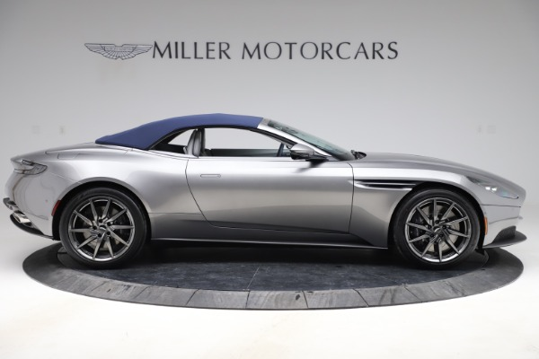New 2020 Aston Martin DB11 Volante Convertible for sale $271,161 at Maserati of Westport in Westport CT 06880 23
