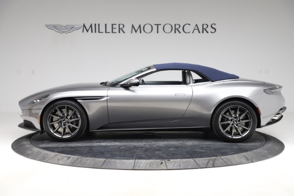 New 2020 Aston Martin DB11 Volante Convertible for sale $271,161 at Maserati of Westport in Westport CT 06880 26