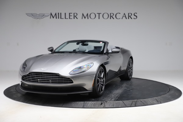 New 2020 Aston Martin DB11 Volante Convertible for sale $271,161 at Maserati of Westport in Westport CT 06880 3
