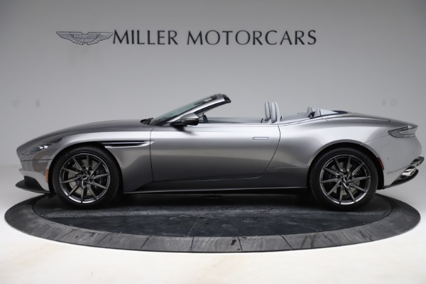 New 2020 Aston Martin DB11 Volante Convertible for sale $271,161 at Maserati of Westport in Westport CT 06880 4