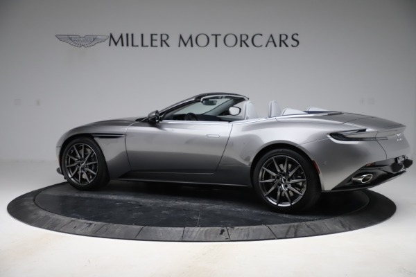 New 2020 Aston Martin DB11 Volante Convertible for sale $271,161 at Maserati of Westport in Westport CT 06880 5