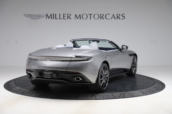 New 2020 Aston Martin DB11 Volante Convertible for sale $271,161 at Maserati of Westport in Westport CT 06880 8