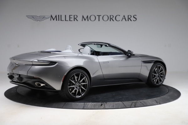 New 2020 Aston Martin DB11 Volante Convertible for sale $271,161 at Maserati of Westport in Westport CT 06880 9