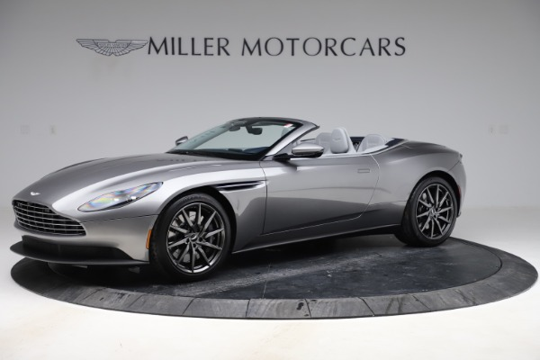 New 2020 Aston Martin DB11 Volante Convertible for sale $271,161 at Maserati of Westport in Westport CT 06880 1