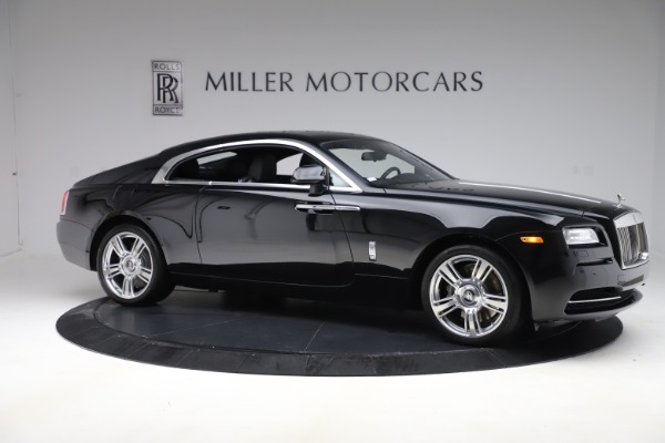 Used 2015 Rolls-Royce Wraith for sale $179,900 at Maserati of Westport in Westport CT 06880 10