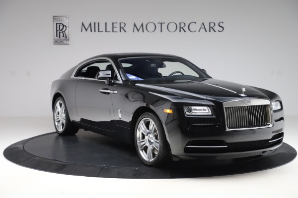 Used 2015 Rolls-Royce Wraith for sale $179,900 at Maserati of Westport in Westport CT 06880 11