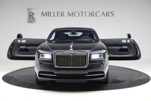 Used 2015 Rolls-Royce Wraith for sale $179,900 at Maserati of Westport in Westport CT 06880 12