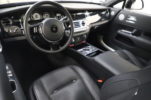 Used 2015 Rolls-Royce Wraith for sale $179,900 at Maserati of Westport in Westport CT 06880 18