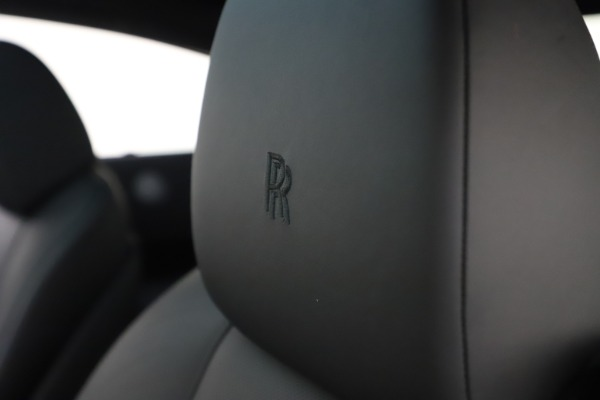 Used 2015 Rolls-Royce Wraith for sale $179,900 at Maserati of Westport in Westport CT 06880 27