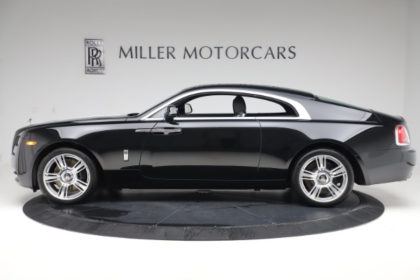 Used 2015 Rolls-Royce Wraith for sale $179,900 at Maserati of Westport in Westport CT 06880 3