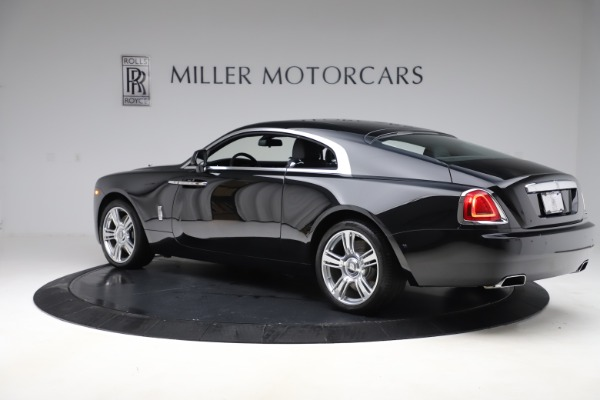 Used 2015 Rolls-Royce Wraith for sale $179,900 at Maserati of Westport in Westport CT 06880 4
