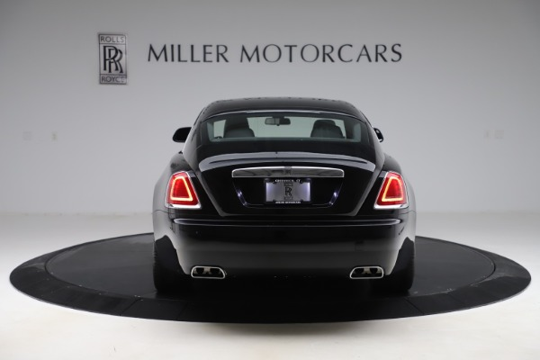 Used 2015 Rolls-Royce Wraith for sale $179,900 at Maserati of Westport in Westport CT 06880 6