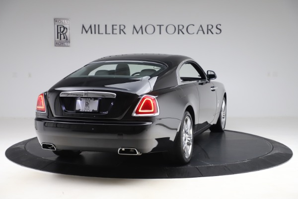 Used 2015 Rolls-Royce Wraith for sale $179,900 at Maserati of Westport in Westport CT 06880 7