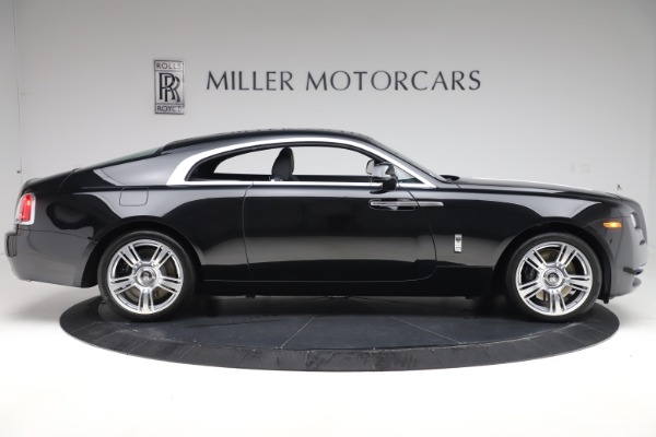 Used 2015 Rolls-Royce Wraith for sale $179,900 at Maserati of Westport in Westport CT 06880 9