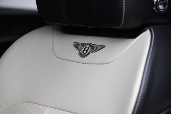 Used 2018 Bentley Bentayga Activity Edition for sale Sold at Maserati of Westport in Westport CT 06880 20