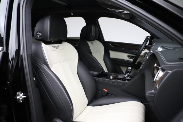 Used 2018 Bentley Bentayga Activity Edition for sale Sold at Maserati of Westport in Westport CT 06880 27