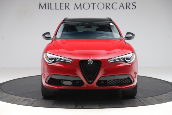 New 2020 Alfa Romeo Stelvio Sport Q4 for sale $50,190 at Maserati of Westport in Westport CT 06880 12