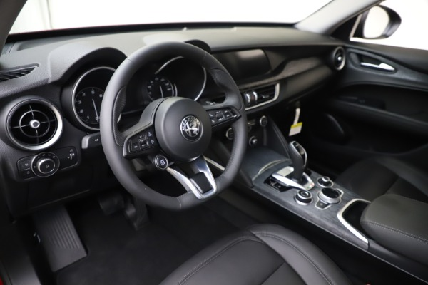 New 2020 Alfa Romeo Stelvio Sport Q4 for sale Sold at Maserati of Westport in Westport CT 06880 13
