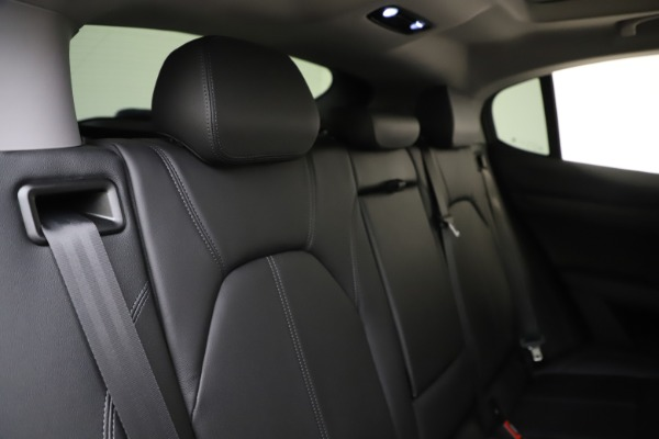 New 2020 Alfa Romeo Stelvio Sport Q4 for sale Sold at Maserati of Westport in Westport CT 06880 26