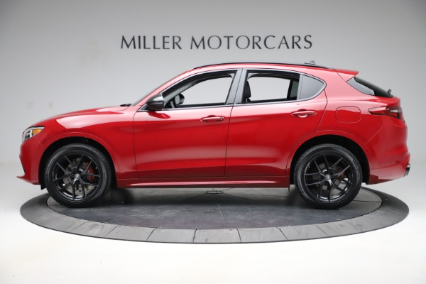 New 2020 Alfa Romeo Stelvio Sport Q4 for sale $50,190 at Maserati of Westport in Westport CT 06880 3